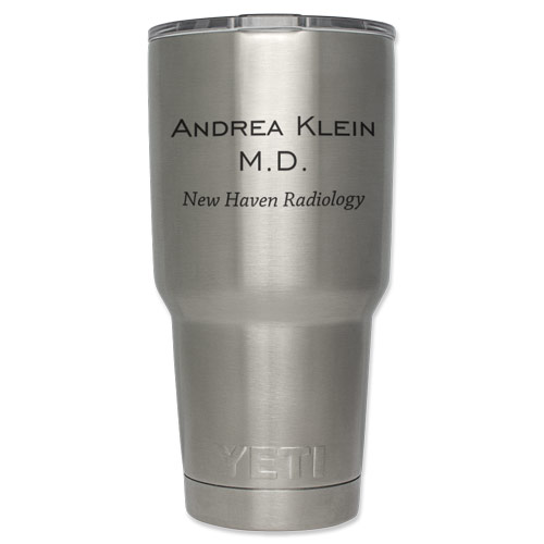 Custom Engraved Tumbler Gift Idea for Radiologists