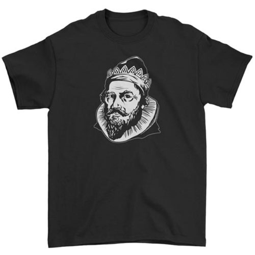 Reformed Puritan T-Shirts for Christian Theologians