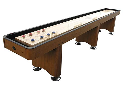 Shuffleboard table, perfect for the game room