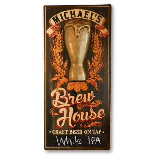 Game Room Brew House Sign