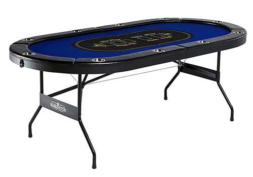 Premium Texas Holdem Table for the Legit Game Room