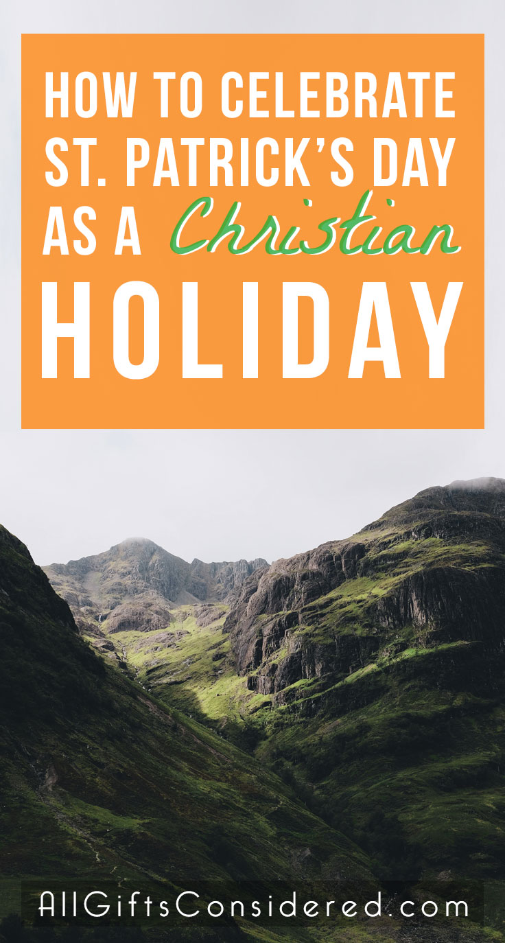 Christian Observance of St. Patrick's Day