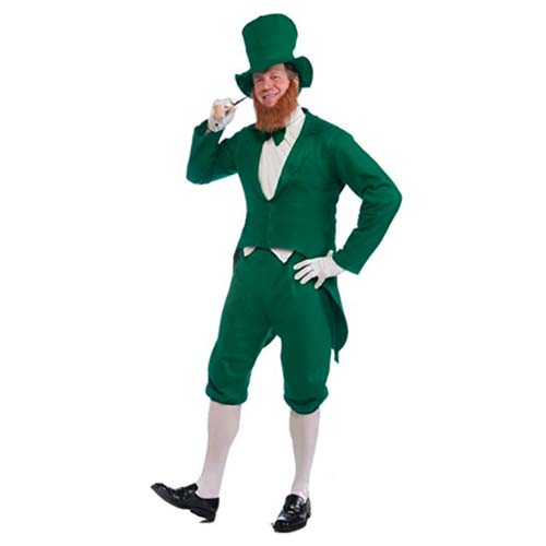Saint Patrick's Day Outfit and Accessories