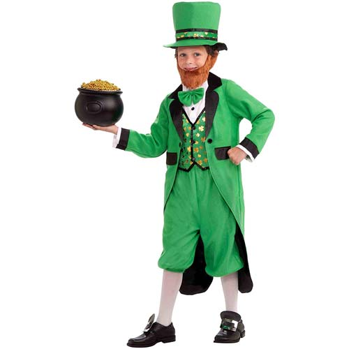 Saint Patrick's Day Childrens Costume
