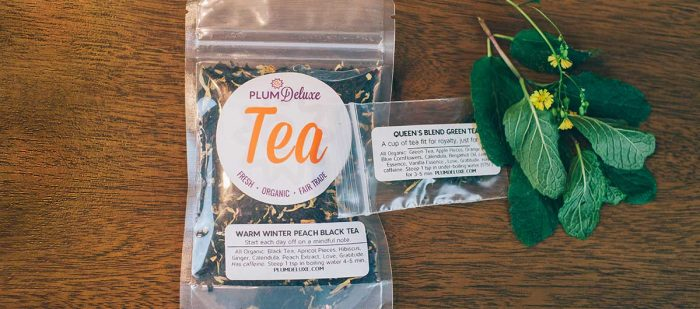 Plum Deluxe Tea Club Subscription Review
