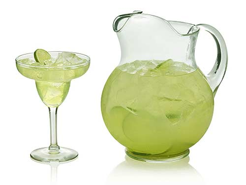 Libbey Margarita Serving Glass Set