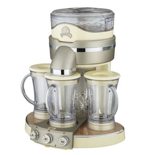 Margarita Mixer Machine for Three