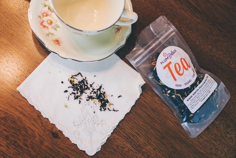 Plum Deluxe Tea Review