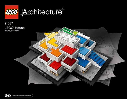 List of all Lego Architecture sets