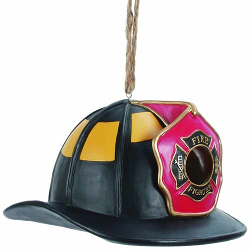 Birdhouse Fire Fighter Gift Idea