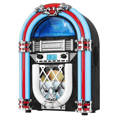 Retro Jukebox for your Home Bar