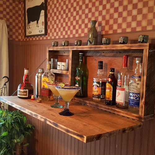 Murphy Bar for your home bar