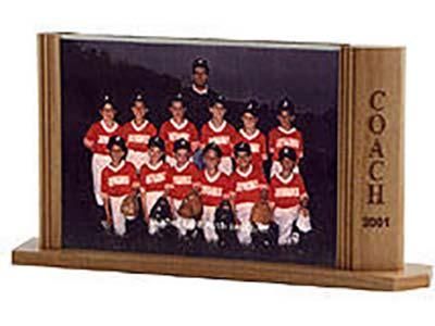 Team Photo Frame Coach Gifts