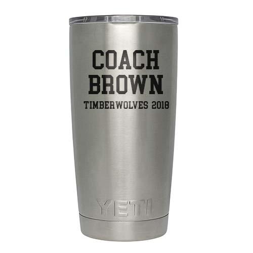 Coach Thank-You Gift Ideas