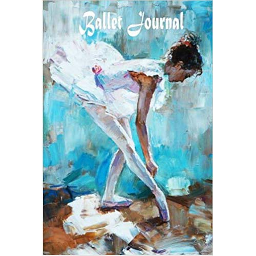 Ballet Journal Notebook for Ballet Teachers