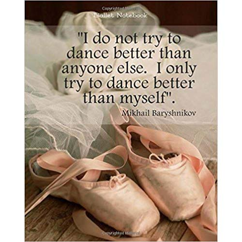 Ballet Teacher Gift Ideas