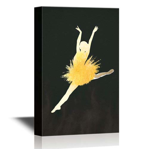 Ballerina Wall Decor Art Prints
