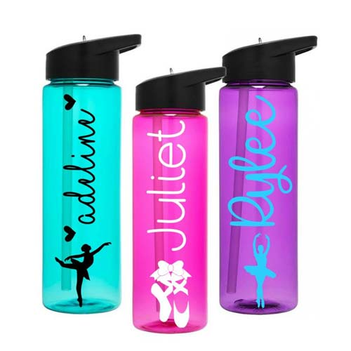 Stay hydrated at those back-to-back ballet classes!