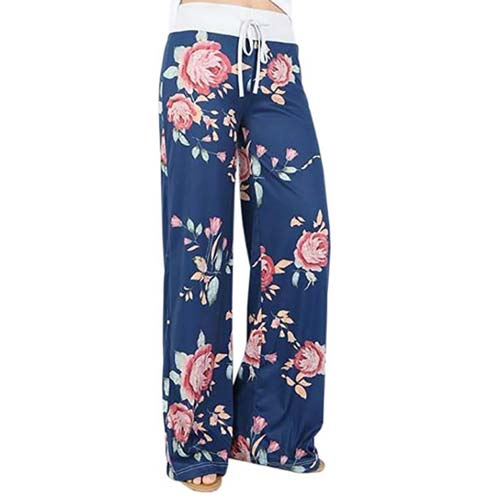 Get your ballet instructor some comfy flowery yoga pants!
