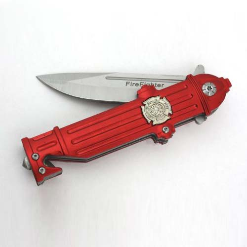 Pocket Knife for Firefighter