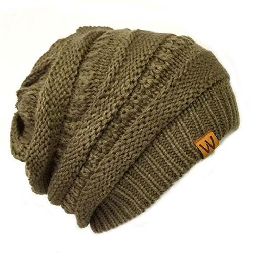 Gift Ideas for Teenage Girls: Slouchy Beanie