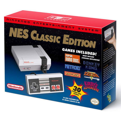 Firefighter Gift Ideas: Original NES System