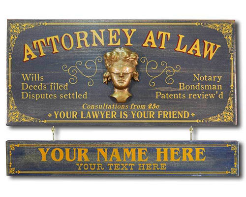 Lawyer & Attorney Gift Ideas