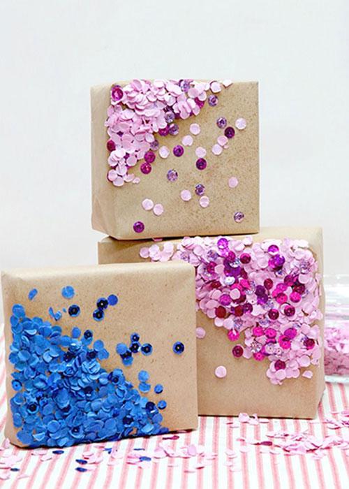 Gorgeous DIY Gift Wrap Ideas
