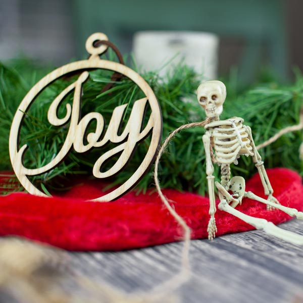 Biblical Ornaments for Your Christmas Tree