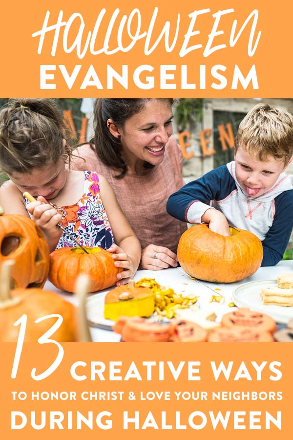 How to share the gospel on Halloween