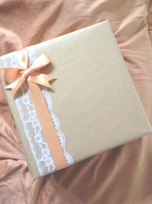 Gift Wrapping Tutorials