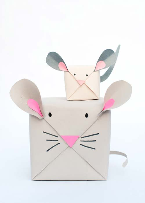Creative and Cute Gift Wrap Ideas