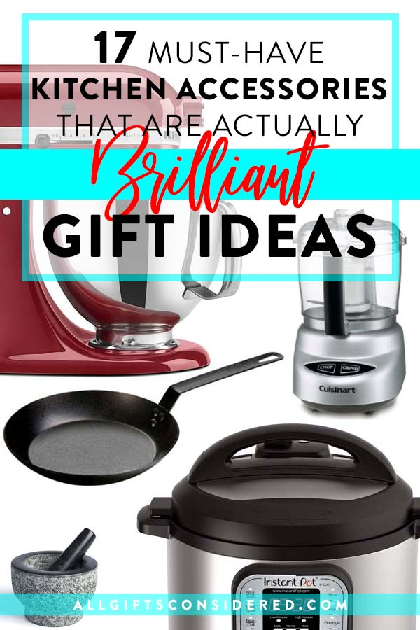 Great Kitchen Gifts  sc 1 st  All Gifts Considered & 17 Must-Have Kitchen Accessories That Are Brilliant Gift Ideas - All ...
