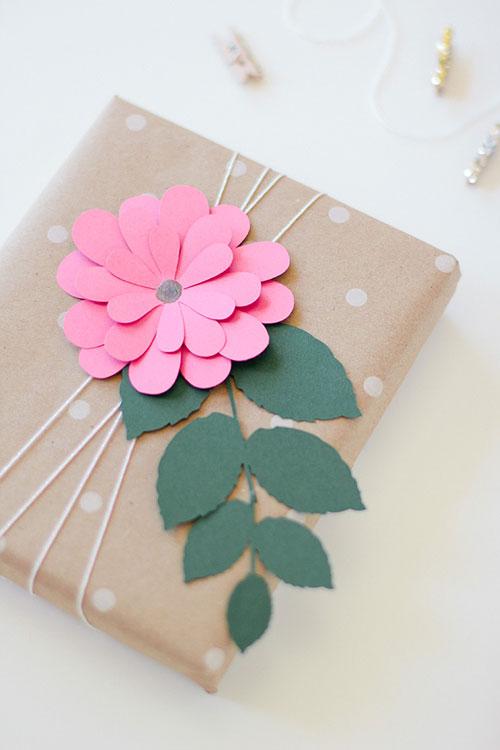 Creative Gift Wrap Tutorials
