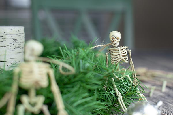 Can these dry bones live? Oh Lord, you know.