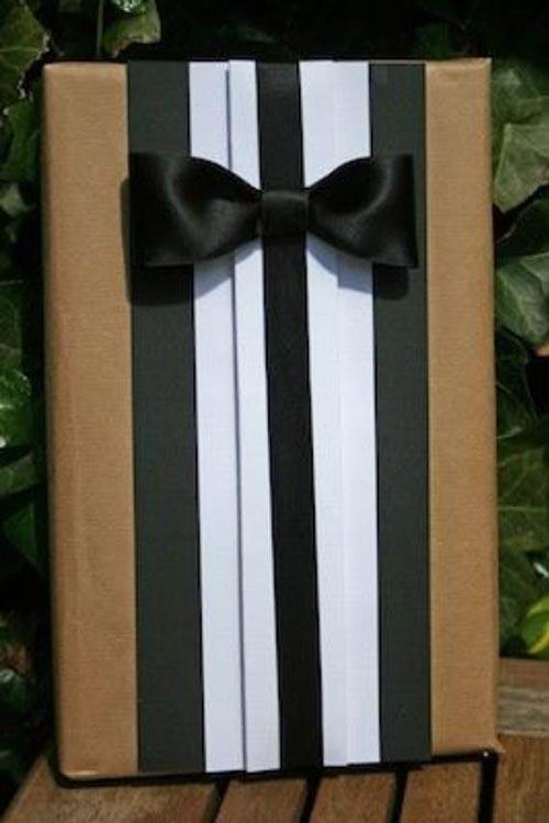 Fancy gift wrap ideas