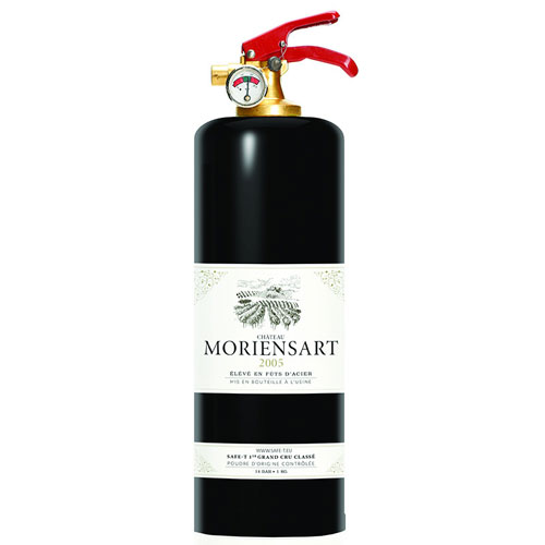 Decorative Fire Extinguishers for the Kitchen