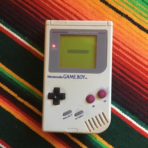 90s Toys That Make Great Stocking Stuffers - Gameboy