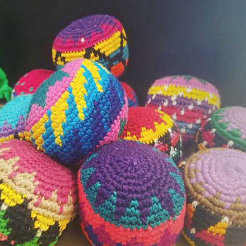 Hacky Sacks - Toys Every 90s Kid Remembers