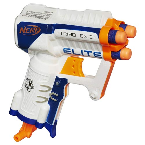 Nerf Blaster for kids who grew up in the 1990s
