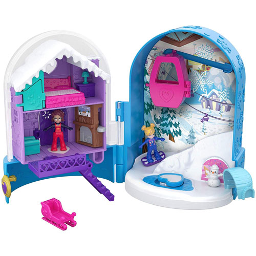 Polly Pocket - Stocking Stuffer Ideas for 90s Toys