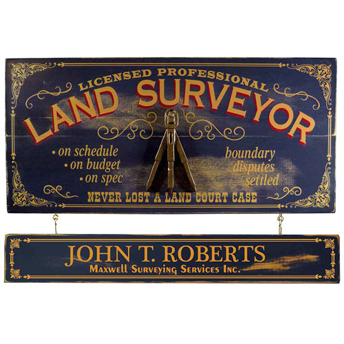 The Land Surveyor Gift Guide