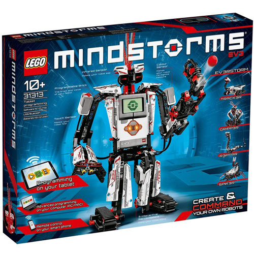 Lego Robotics are the perfect engineer gift idea
