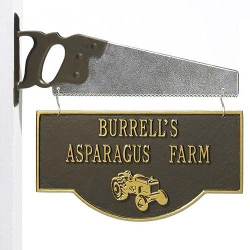 Farmer Gift Idea - Barn Shop Sign