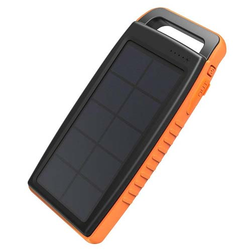 Solar Charger - Farmer Gifts