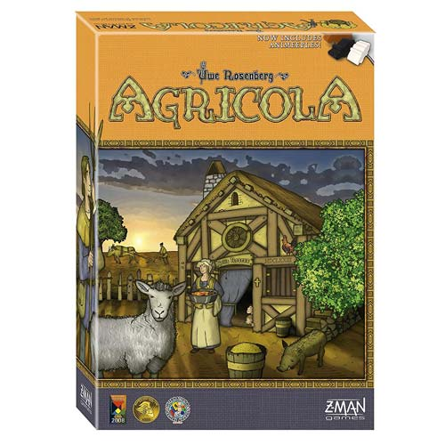 Farmer Gifts: Agricola Board Game