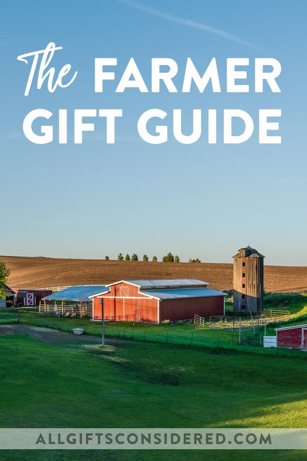 21 Creative and Useful Gift Ideas for Farmers