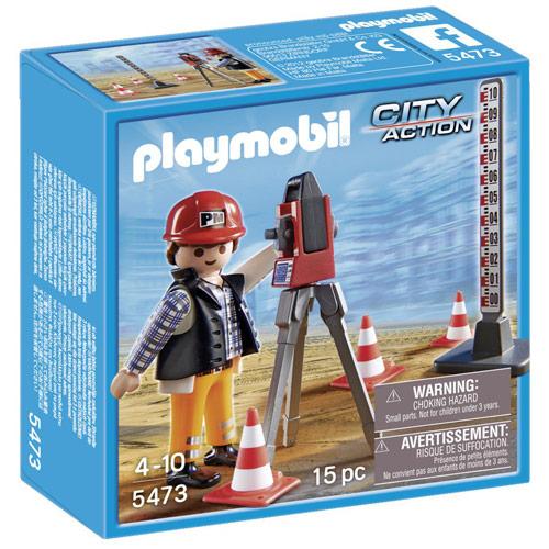 Surveyor Gifts - Toy Figurine Set