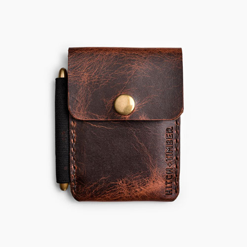 Surveyor Gift Ideas - Leather Wallet