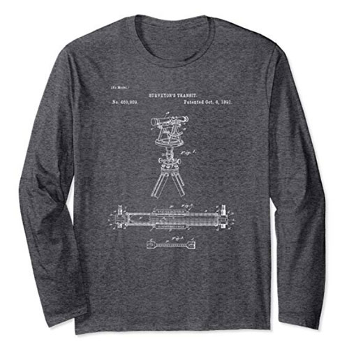 Surveyor Gifts: Theolodite Shirt